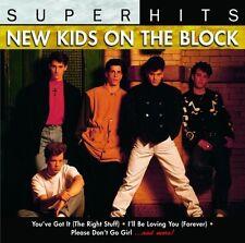New Kids On The Block - Super Hits (2001, CD NEUF)