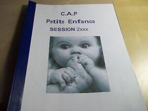 RAPPORT DE STAGE CAP PETITE ENFANCE-EPREUVE EP2 -ECOLE MATERNELLE*ENVOI RAPIDE