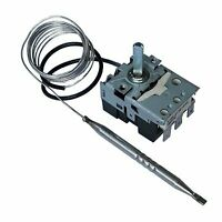 Thermostat with Capillary Tube 30-90°C 1520mm 20A 250V 3 Contacts EIKA Spare