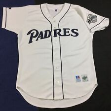 Vintage Padres Baseball Russell Diamond Collection Jersey Size44