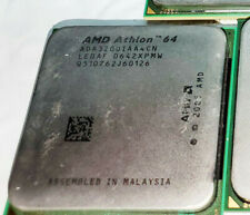 Socket AM2 CPU AMD Athlon 64 3200+ 2.0GHZ/512KB/1000 HT ADA3200IAA4C Tested Good