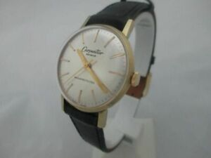 NOS NEW SWISS MADE WOMEN'S SHOCK PROTECTED CARPENTIER WATCH 1960'S