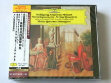 Melos Quartett Mozart The Late String Quartets 4 CD TOWER RECORDS JAPAN