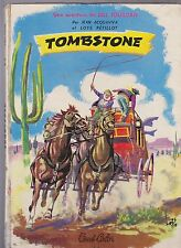 BILL JOURDAN 2. Tombstone. Bonne Presse 1958. Rare EO. Pétillot.