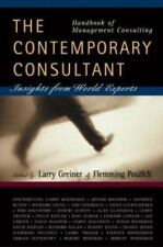 Handbook of Management Consulting: The Contemporary Consultant,-ExLibrary
