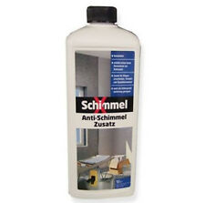 SchimmelX  Anti Schimmel Zusatz Konzentrat 1l für Kleister Dispersions Farbe etc