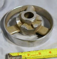 Lofrans 506 Sailboat Boat Windlass Chromed Emergency Ratchet Wheel