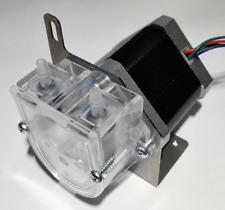 12V - 24V Schlauchpumpe Peristaltikpumpe Dosierpumpe Nema 17 Schrittmotor NEU