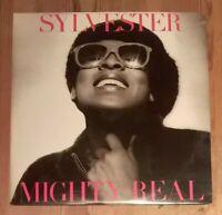 Sylvester – Mighty Real Vinyl LP Comp 33rpm 1979 Fantasy – FTA 3009