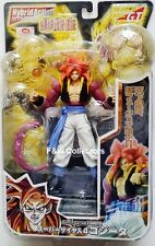 DRAGONBALL Z DBZ SUPER SAIYAN 4 GOGETA HYBRID ACTION FIGURE MISB NEW