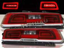 2014-2015 Chevy Camaro RH & LH RED LED Tail Lights 1 Pair NEW