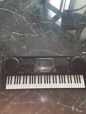 Vintage Casio Ctk-631 Portable Electronic Keyboard 61 Key Synthesizer 200 Tones