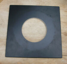 pattern  Sinar F & P fit  lens board panel with  compur 3 65mm hole horseman