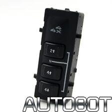 NEW 4WD Transfer Case Switch For GMC Sierra 1500 2500 2500 HD 3500(NP1) 2003-07