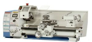 Bernardo Drehmaschine Profi 550 LZ Leit- und Zugspindel Metalldrehmaschine 230V