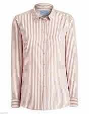 Joules Women's Semi Fitted Striped Hip Length Tops & Shirts
