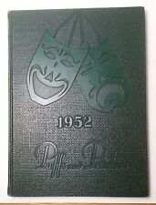 1952 Covington High School Yearbook - Puffs and Patches, Covington, Va