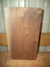 "1 PC WALNUT LUMBER WOOD AIR DRIED BOARD LOT 13S CARVING BLOCK FLAT 1 7/16"" THICK"