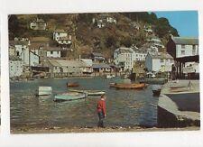 Polperro The Slipway Cornwall 1962 Postcard 786a