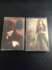 2 Bonnie Raitt Cassette Tapes: Nick Of Time & Luck Of The Draw