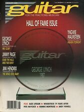 1988 August Guitar For The Practicing Musician - Vintage Magazine