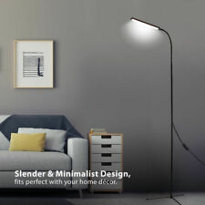 Modern LED Floor Lamp Light Standing Reading Home Office Dimmable Adjustable