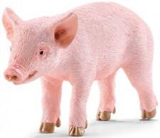 SCHLEICH 13783 Cerdito de pie 5,5cm Serie Animales de granja