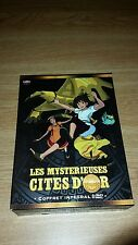 Les Mysterieuses Cites D'or 8 Disc Set Region 2 DVD