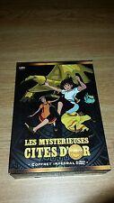 Les Mysterieuses Cites D'or 8 Disc Set Region 2 DVD