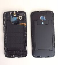 Qty 2 New Original Motorola MotoG Rear Housing - Black XT1031, XT1032, XT1040