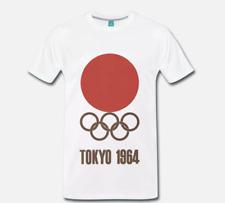 T-SHIRT MAGLIA OLIMPIADI TOKYO 1964 OLYMPIC GAMES TOKYO 1964 1 S-M-L XL