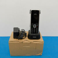 """Yealink W52H - DECT Cordless Handset w/ Base & Charger 1.8"""" TFT Color Display"""