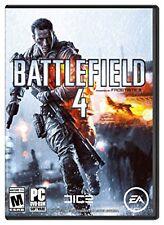 Battlefield 4 Video Game PC Computer Epic Destruction Land Air & Sea Action BF4