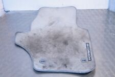 2005 PORSCHE CAYENNE 955 TURBO O/S/F DRIVER SIDE FRONT FLOOR MAT (DAMAGE)