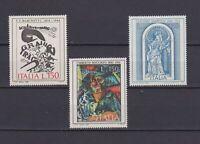 S17052) Italy Republic MNH 1976 Paintings 3v