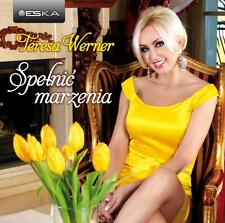 SPELNIC MARZENIA Teresa Werner DISCO POLO  CD POLISH Shipping Worldwide