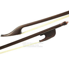 Pro Master Antique Ironwood Baroque Style Violin Bow 4/4 Worm Tone Light 51.2g