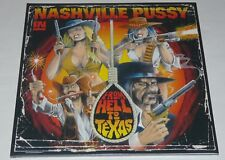 Nashville Pussy From Hell To Texas LP & CD New /Official Black Vinyl LP