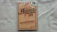 America: Live in Central Park 1979 DVD Peter Clifton R0-ALL BRAND NEW SEALED