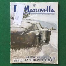 LA MANOVELLA n.3 Marzo 2005 ALPINE RENAULT SKODA Rivista/Magazine Auto