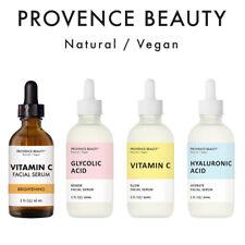 Provence Beauty Pure Organic FACIAL SERUM Brightening Hydrating Moisturizing 2oz