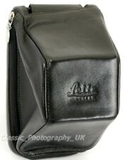 Leica M5 Semi Hard Leather Case Cat. No 14541 also for LEICA M1 to M7 M8 & M8.2