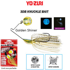 Spinnerbaits Yo-zuri 3db Knuckle Bait Golden Shiner (gsn)