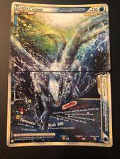 Lugia Legend 113/123 114/123 Holo HGSS Heartgold Soulsilver Pokemon Cards - Exc