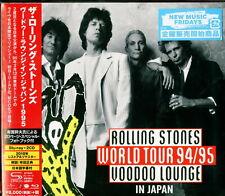 ROLLING STONES-VOODOO LOUNGE TOKYO 1995-JAPAN BLU-RAY+2 SHM-CD+BOOK U00 qd