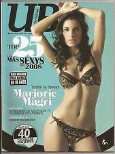 URBE BIKINI MAGAZINE VENEZUELA MARJORIE MAGRI #48 ENERO 2009