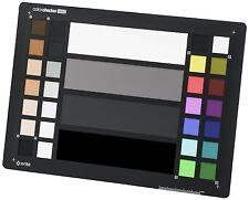 X-Rite Color Checker Video MSCCVPR ColorChecker