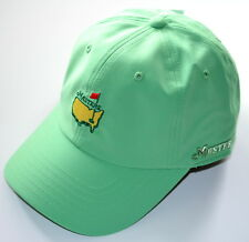2017 MASTERS (LIGHT GREEN) PERFORMANCE SLOUCH Golf HAT from AUGUSTA NATIONAL