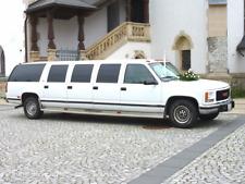 Chevrolet Suburban Stretchlimo GMC