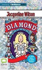 Hetty Feather: Diamond 4 by Jacqueline Wilson (2015, CD, Unabridged)